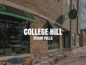 Greenhouse Kitchen - College Hill Location - Cedar Falls, Iowa